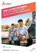 Out-of-Home Care outcomes framework – Summary