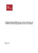 Profiles of children in care